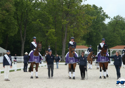 GRANDE-BRETAGNE FEI DRESSAGE NATIONS CUP