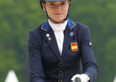 609 : ROMANTICO YMAS : BACARIZA DANGUILLECOURT Natalia
