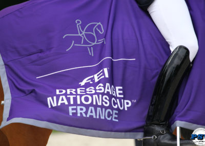 FEI DRESSAGE NATIONS CUP FRANCE
