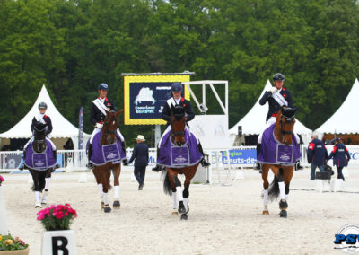 1 GRANDE-BRETAGNE FEI DRESSAGE NATIONS CUP